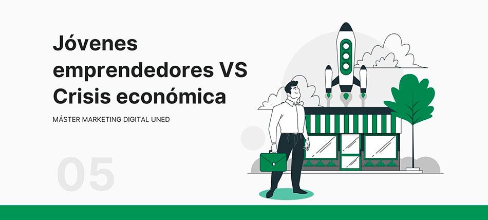 Cinco jóvenes emprendedores españoles desafían la crisis y se unen al emocionante reto de la creación de empleo