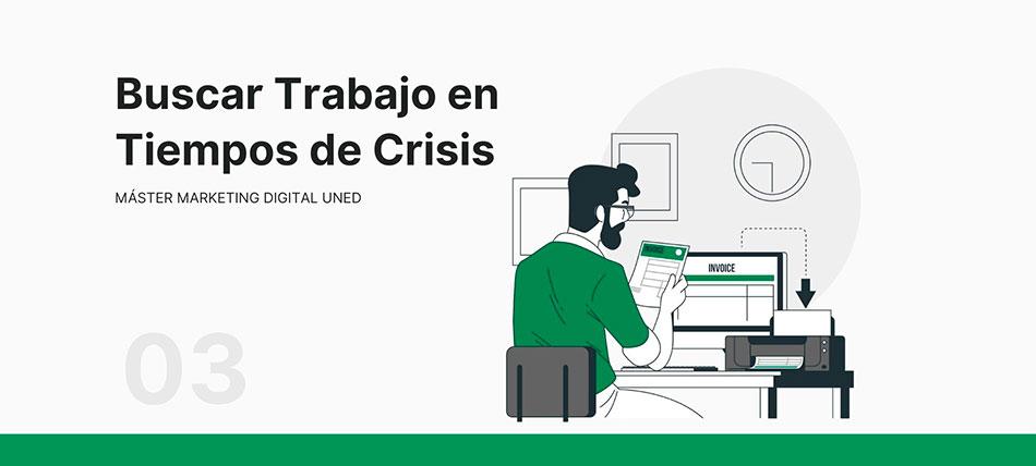 Las formas más originales de buscar trabajo en tiempos de crisis