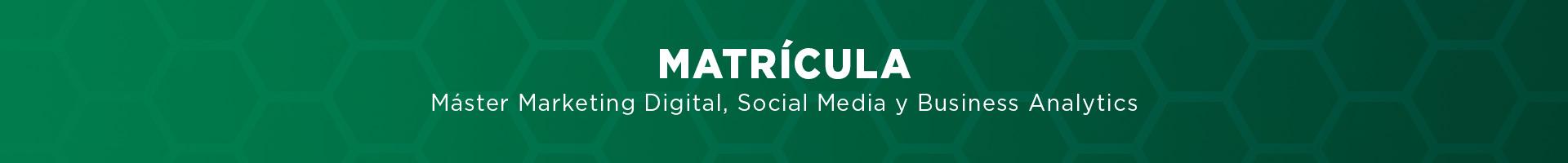 matricula-master-online